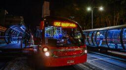 Ônibus em Curitiba vão operar com 70% da capacidade