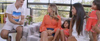 Troca de Esposas: Guga Noblat muda de casa e encara rotina de um ex-atleta de basquete