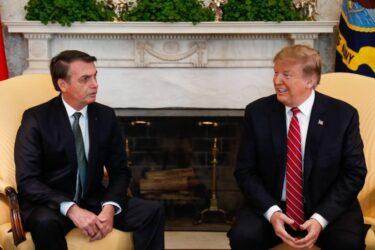 No G-20, Bolsonaro acerta encontro com Trump e com o presidente chinês
