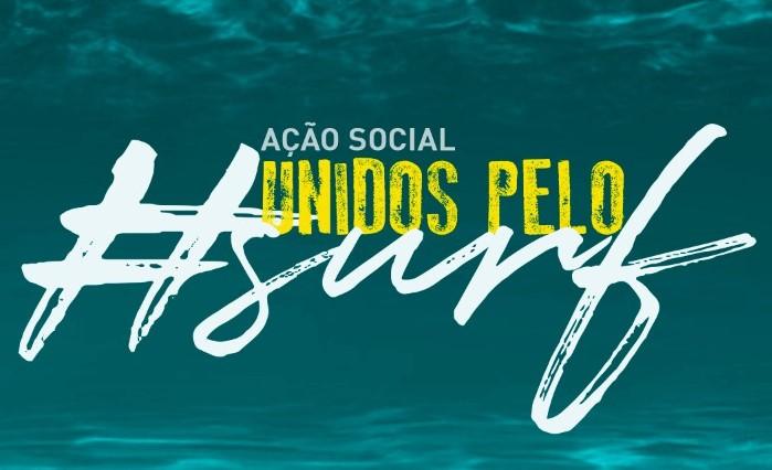 Marcas de surf paranaenses se unem em ação social