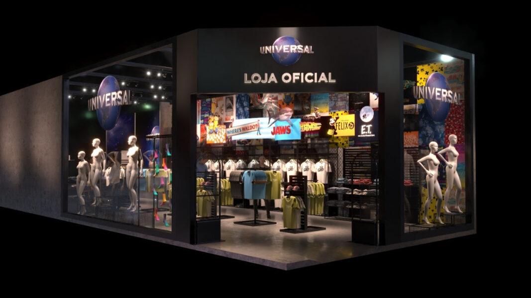 Pela primeira vez, espaço da Universal na CCXP contará com loja de produtos exclusivos