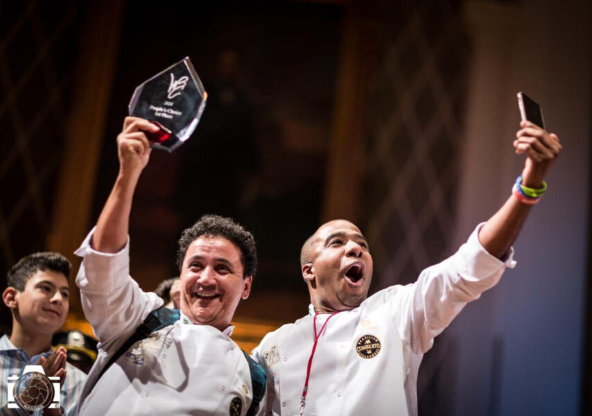 Chef paranaense vence o Worcester's Best Chef Competition