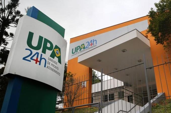 Cinco UPAs de Curitiba ganham espaços externos para atendimento de casos respiratórios