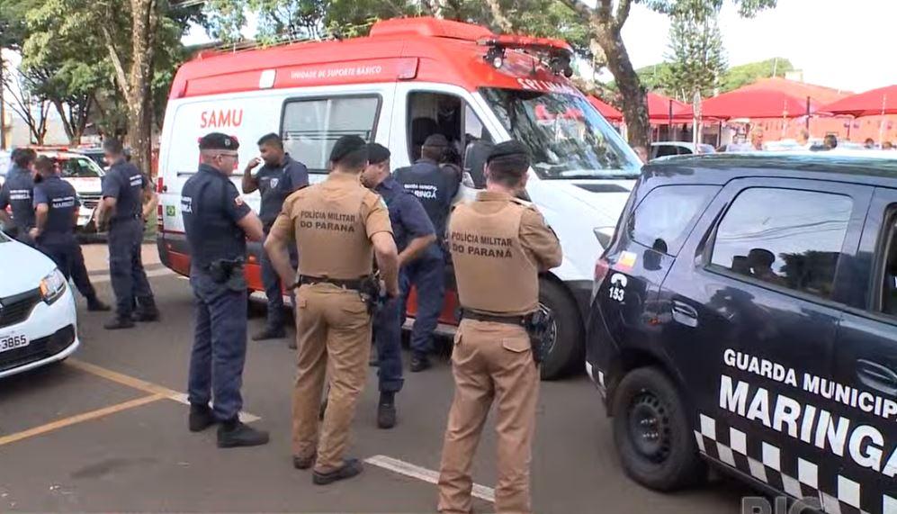 """Prefeito de Maringá declara que irá apurar ação da Guarda Municipal contra comerciante: """"Episódio é inaceitável"""""""