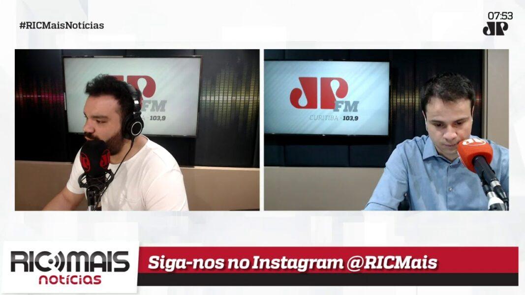 RIC Mais Notícias Ao Vivo | Assista à íntegra de hoje – 29/01/2020