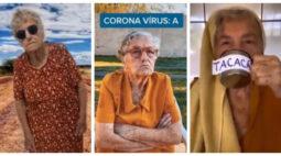 Vovó paranaense faz sucesso com vídeos no TikTok; conheça a dona Rosalina