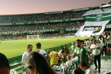 Invictos, Coritiba e Londrina se enfrentam com expectativa de Couto Pereira lotado