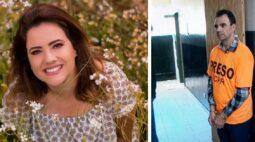 """Grudei no pescoço dela, me descontrolei"" confessou pai que matou terapeuta"