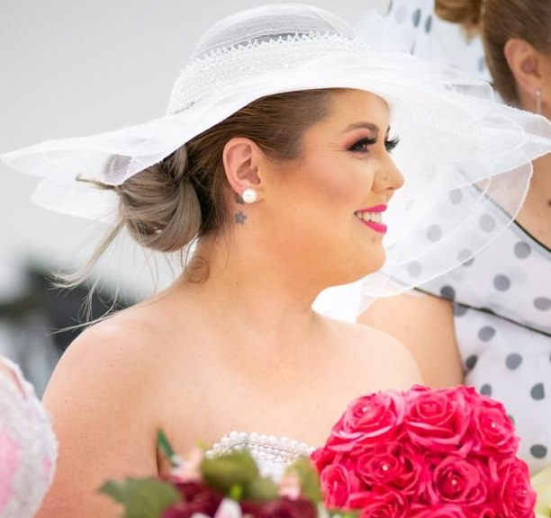 Fashion Weekend Plus Size 2019: estilista curitibano faz sucesso com vestidos de noiva
