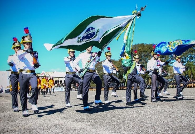 Inscrições para o concurso da Polícia Militar do Paraná começam nesta segunda (12)