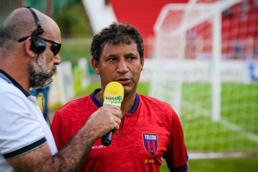 Com Zé Maria no comando, Toledo estreia na Copa do Brasil