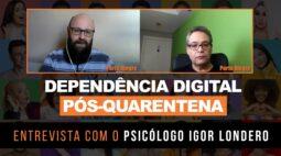 Dependência digital pós quarentena Covid 19