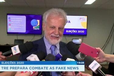 Eleições 2020: TRE prepara combate às fake news