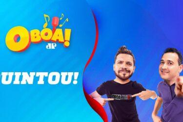 #QUINTOU – O BOA! – 08/08/19