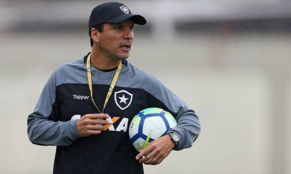 Fortaleza anuncia Zé Ricardo como técnico após saída de Rogério Ceni