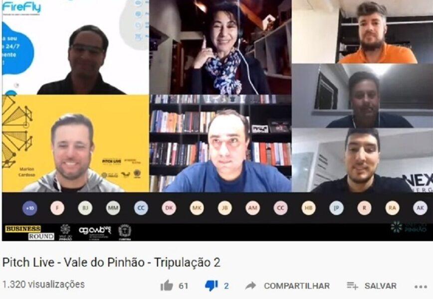 Oito startups de Curitiba disputam final do Pitch Live na quarta-feira
