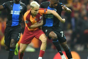 Galatasaray leva empate nos acréscimos e não tem mais chances de classificação