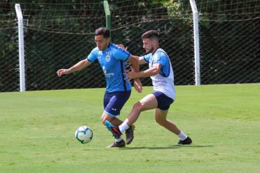 Ney Franco terá pelo menos duas mudanças para enfrentar o Palmeiras
