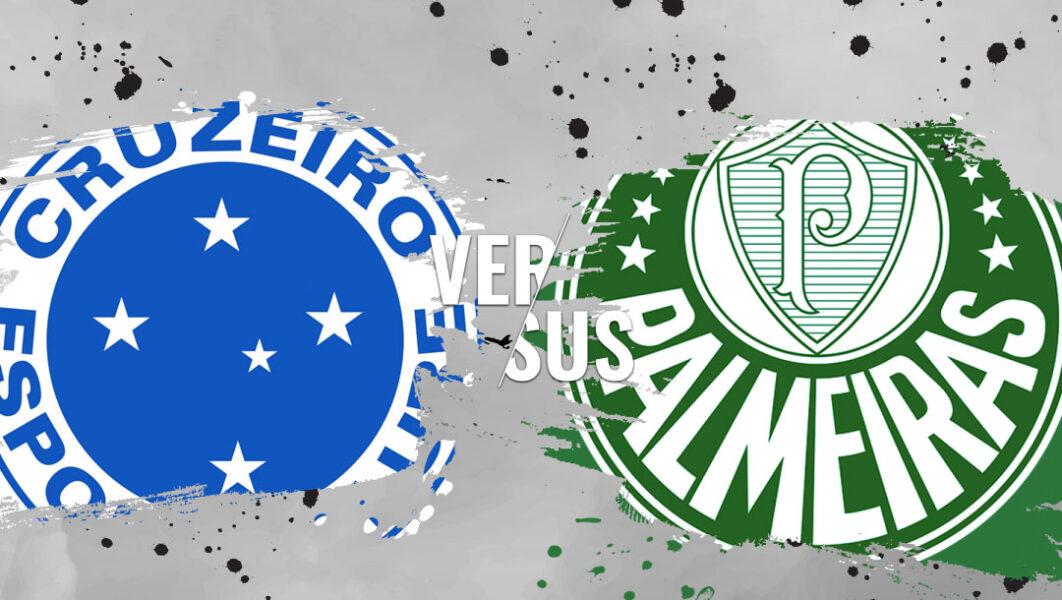 Cruzeiro x Palmeiras: veja onde assistir à partida do Brasileiro Série A