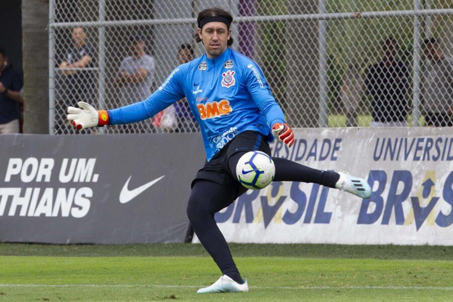 Veja fotos do treino do Corinthians nesta sexta-feira