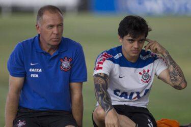 Mano reencontra Corinthians pela primeira vez no lado alviverde do Derby