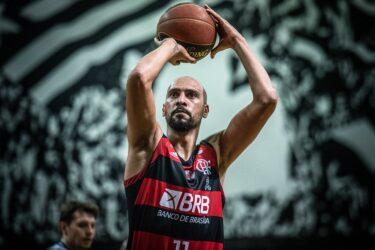 Flamengo derrota Basquete Cearense e chega à quinta vitória no NBB