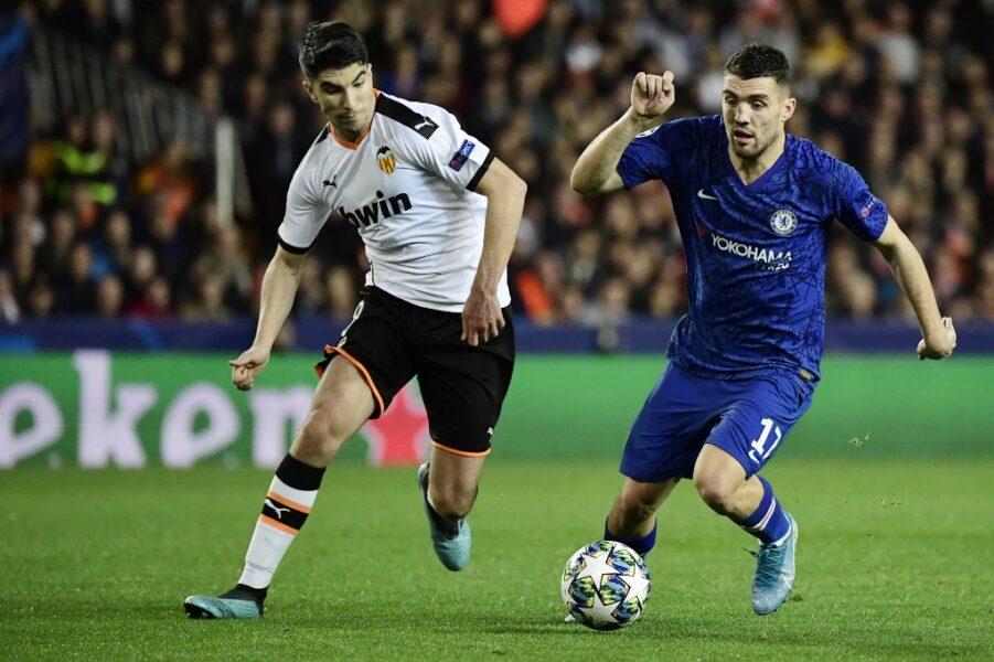 Valencia e Chelsea ficam no empate e embolam disputa do Grupo H