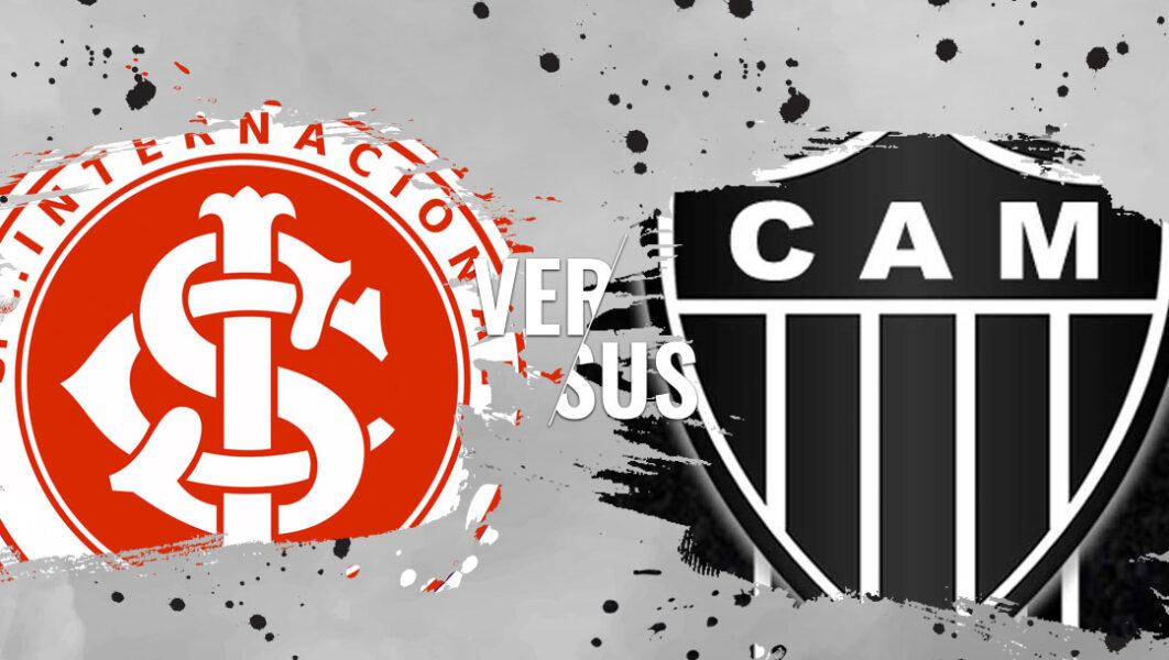 Internacional x Atlético-MG: veja onde assistir à partida do Brasileiro Série A