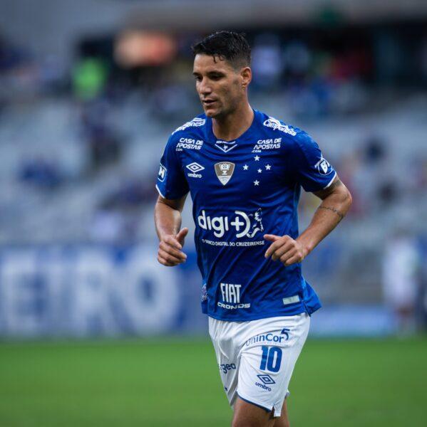 Thiago Neves tem pedido de rescisão com o Cruzeiro negado pelo TRT