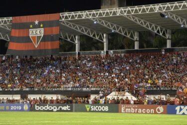 Atlético-GO marca no fim contra o Londrina e volta a vencer na Série B