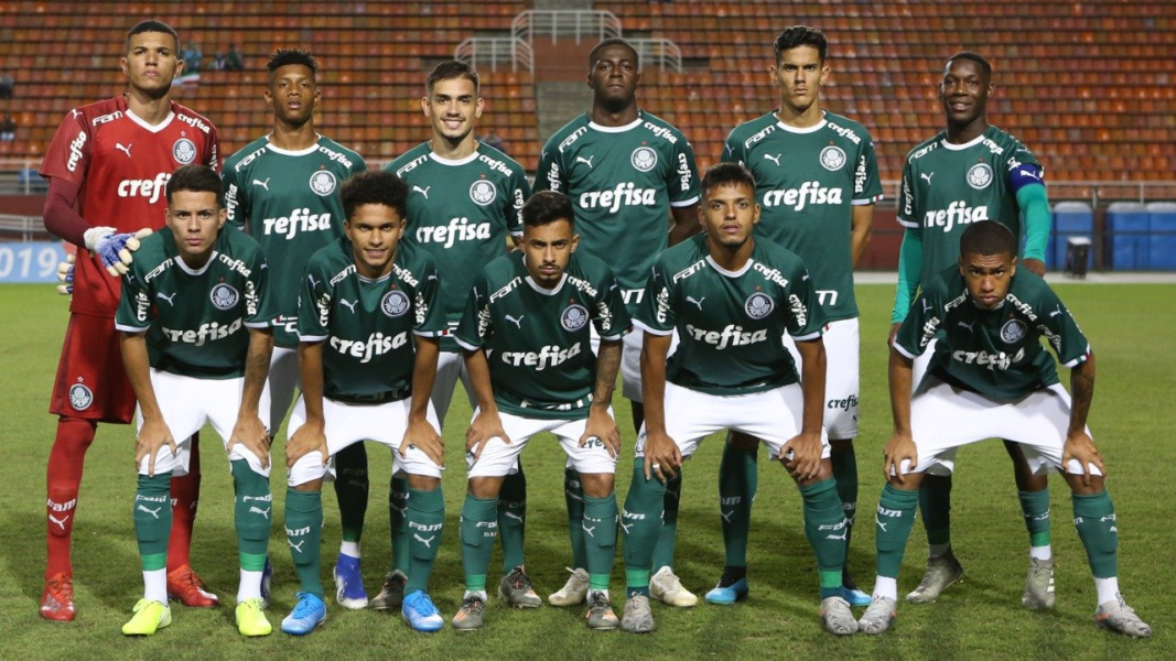 Palmeiras elimina São Paulo e avança à final do Paulista Sub-20