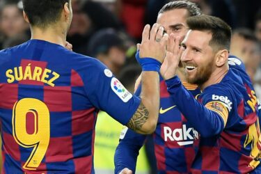 Confira as estatísticas da temporada 2019/20 do Campeonato Espanhol