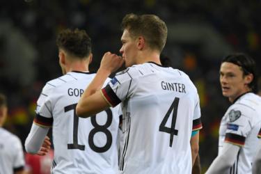 Alemanha goleia a Bielorrússia e se garante na Eurocopa