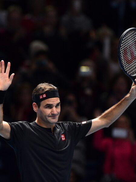 Federer vence Berrettini e conquista primeiro triunfo no ATP Finals