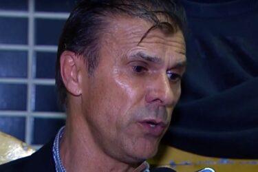 Milton Mendes deixa o comando do São Bento após acusação de estupro