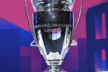 Com embates de gigantes, Uefa sorteia confrontos da Liga dos Campeões