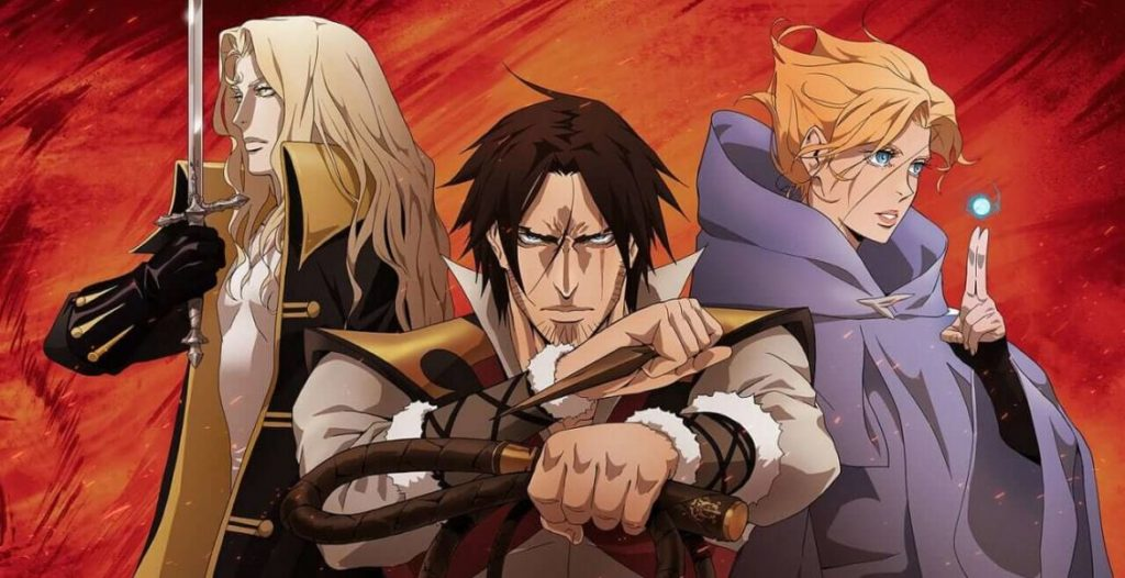 'Castlevania' é renovada para a 3ª temporada, que terá 10 episódios