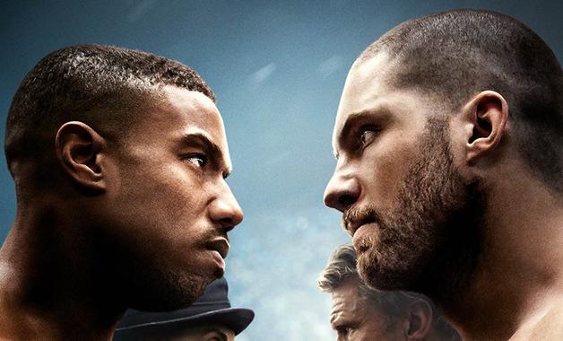 Creed II chega primeiro na CCXP com Michael B. Jordan, Florian Munteanu