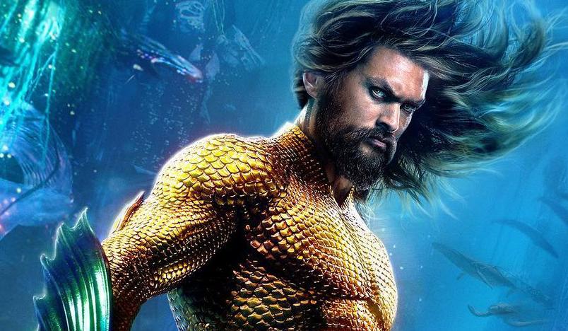 Mera, Arthur Curry e outros personagens de 'Aquaman' ganham cartazes