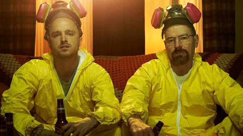 'Breaking Bad': série ganha filme e produção começa em novembro