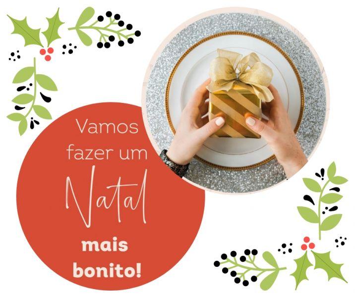 Natal Sem Fome: famosos assinam mesa de evento