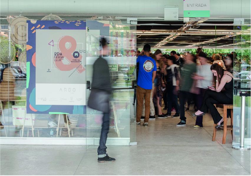 Mais de 80 marcas participam da segunda Ôda + Feira na Rosenbaum no MON