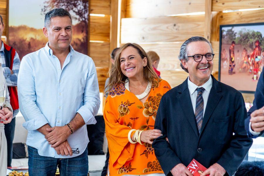 Expedição Xingu, de Angelo Volpi e Eleutherio Netto, ganha festa especial