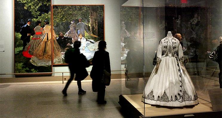 Curso: Moda + arte! Descubra a moda pelo movimento impressionista