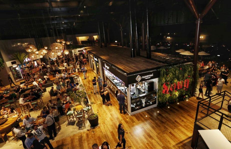 SouQ: novo polo gastronômico de Curitiba; confira