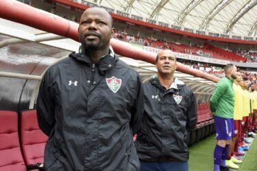 Jogo contra Atlético-MG pode definir futuro de Marcão no Fluminense