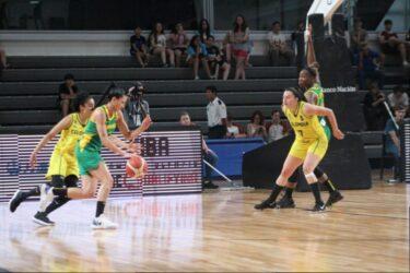 Seleção feminina de basquete bate a Colômbia e fica a um passo do Pré-Olímpico Mundial