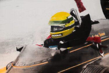 Exposição em tributo a Ayrton Senna será inaugurada na quinta-feira