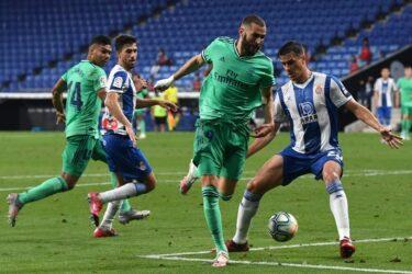 Com gol de Casemiro, Real Madrid vence e abre vantagem na liderança do Espanhol