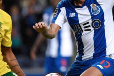 Veja as fotos do jogo entre Porto e Paços de Ferreira